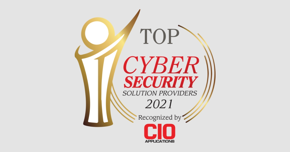 RevBits recognized as a Top Cybersecurity Solution Provider in 2021 by CIO Applications