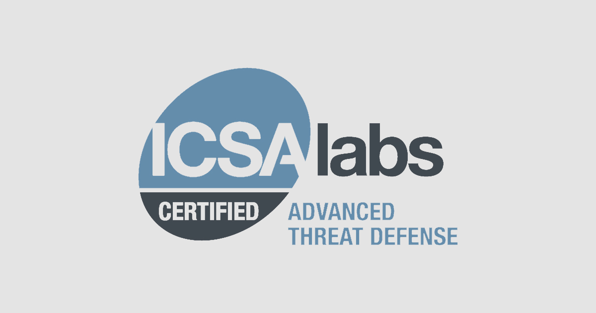 RevBits Endpoint Security receives certification from Verizon – ICSA Labs for Advanced Threat Defense